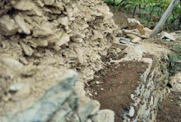 muri a secco cinque terre