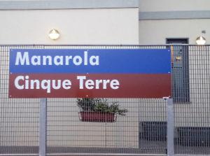 la gare de Manarola